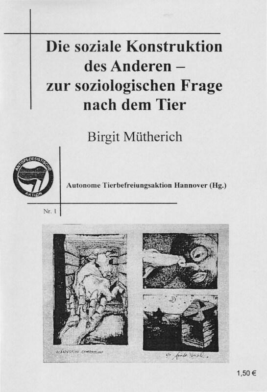 Die Soziale Konstruktion des Anderen / The Social Construction of the Other (Birgit Mütherich, 2005)