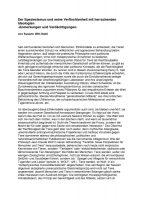 Der Speziesismus und seine Verflochtenheit mit herrschenden Ideologien (Tierrechts-Aktion-Nord)
