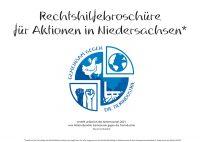 Rechtshilfebroschüre (Aktionscamp 2021: Gemeinsam gegen die Tierindustrie)